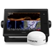 Garmin GPSMAP 7607xsv GXM 52 Weather Bundle