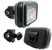 "Arkon Handlebar Mount with Waterproof Case for 3.5"" and 4.3"" GPS"