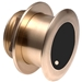Garmin B175H 8-Pin Bronze Thru-Hull CHIRP Transducer 12 degree