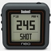 Bushnell Golf Neo Ghost Charcoal