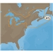 C-MAP 4D Full Wide NA-D026 Great Lakes on SD