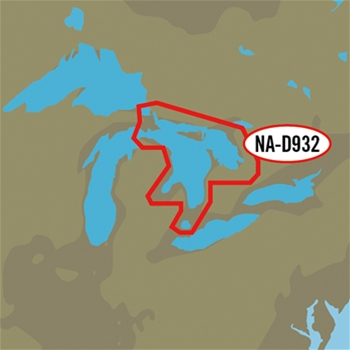 C-MAP 4D Local Chart - Lake Huron and Georgian Bay
