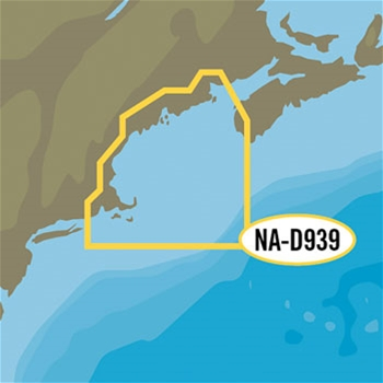 C-MAP 4D Local Chart - Passamaquoddy Bay to Block Island