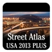 DeLorme Street Atlas 2013 Plus DVD