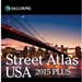 DeLorme Street Atlas 2015 Plus DVD