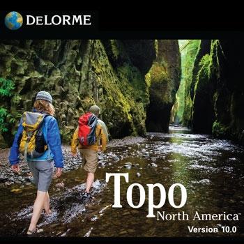 Delorme topo north america download