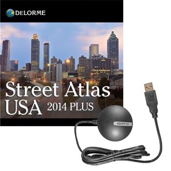 Delorme Street Atlas 2013