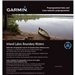 Garmin Inland Lakes Boundary Waters MicroSD/SD