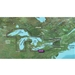 Garmin Bluechart G2 Vision Great Lakes Chart - VUS042R