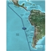 Garmin Bluechart G2 Vision South America West - VSA002R