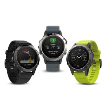 Garmin Fenix 5 Multisport GPS Watch