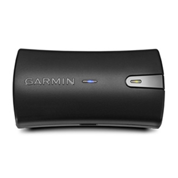 Garmin GLO on automotive gps navigation