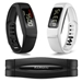 Garmin Vivofit 2 Black Activity Tracker with Heart Rate Monitor