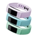 Garmin 3 Pack Serenity Small Bands for vivofit 2