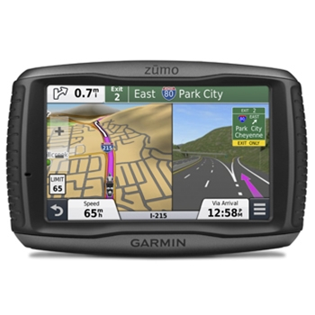 Garmin Zumo 590LM C
