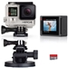 GoPro HERO4 Silver with Touch LCD, GoPro Suction Mount, & 64GB microSD Card