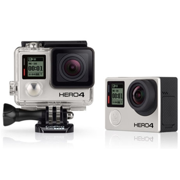 GoPro HERO4 Black 4K Video Action Camera The GPS Store