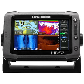 Lowrance HDS 7 Gen2 Touch Bundle