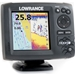 Lowrance Hook 5 Mid/High/DownScan