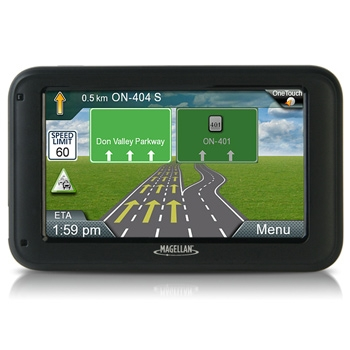 "Magellan RoadMate 5255T LM 5"" Car GPS"