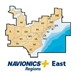 Navionics PLUS Pre-Loaded SD Card - East Region