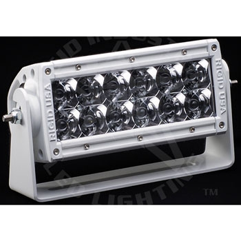 "Rigid Industries 6"" Marine LED Spot/Flood Light Combo"