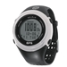 Soleus GPS FIT 1.0 Running GPS Watch - Black with White