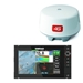 Simrad NSS12 Evo2 Insight with 4G Radar Bundle