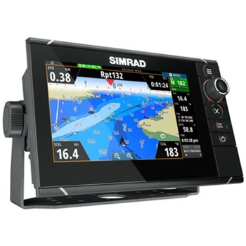 Simrad nss7 evo2 chartplotter fishfinder mfd the gps store for Simrad fish finder