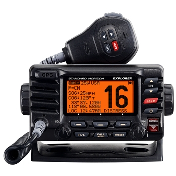 Standard Horizon GX1700 VHF with GPS