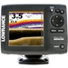 Lowrance Elite 5X CHIRP Fishfinder with 50/200 & 455/800 Transducer
