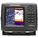 Lowrance HDS-5 Gen2 GPS Fishfinder with Coastal Charts without Transducer