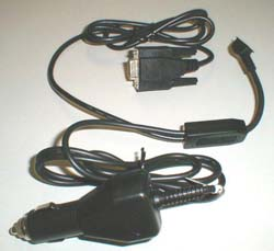 Garmin combo PC/12v. cable for e-Trex