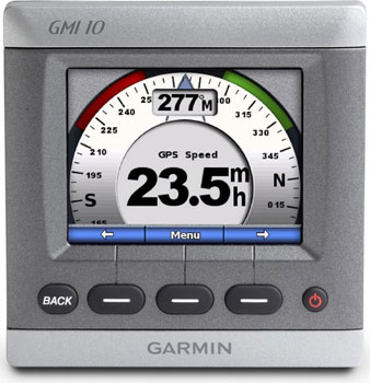 Garmin GMI10 Marine Instrument Display