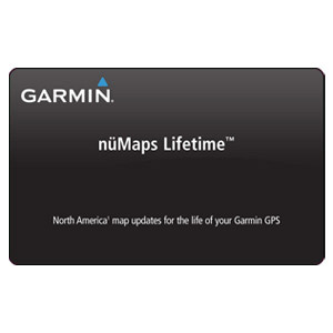 Garmin nuMaps Lifetime Map Update for North America Maps