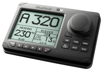 Simrad Autopilot AP28, AP2804VRF Autopilot with Virtual Feedback