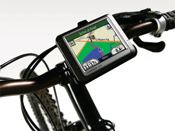 Garmin Bicycle Mount for Nuvi 200's, 2x5's