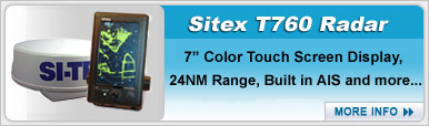 Sitex T760 Radar