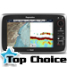 Raymarine e97 Chartplotter with US Coastal Charts and Sonar