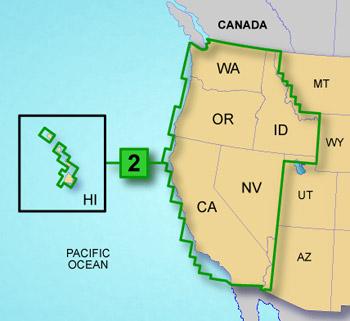 Garmin Map 76