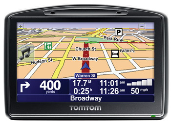 TomTom 920 Automotive GPS System