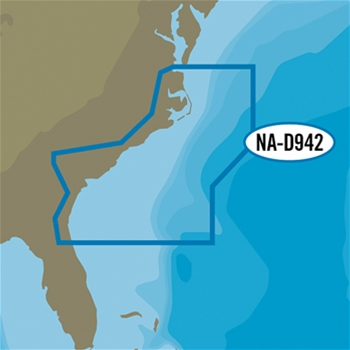 C-MAP 4D Local Chart - Norfolk to Jacksonville