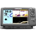 Lowrance Hook 9 Mid/High/Downscan with Nav+ Mapping