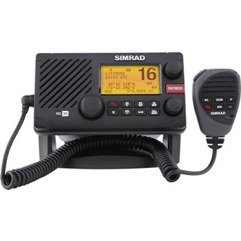 Simrad RS35 VHF with Built-In AIS Receiver