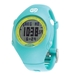 Soleus GPS Mini Teal with Lime
