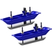 Navico StructureScan HD Pair Stainless Steel Thru-Hull Transducers