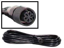 Furuno NMEA Cable, 1 x 6 Pin Connector, 5 Meters