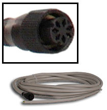 Furuno NMEA Cable, 1 x 7 Pin Connector, 5 Meters