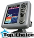 Sitex CVS 126 Dual Frequency Color Fishfinder