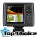 Garmin echoMap 54dv with Transducer